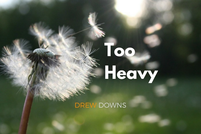 too heavy mercy and the spirit crushing weight of debt